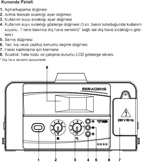 alarko-kombi-panel
